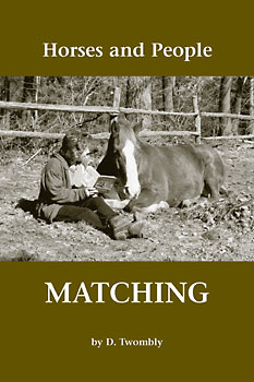 Horses and People Matching cover.